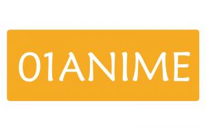 01Anime - Logo Design