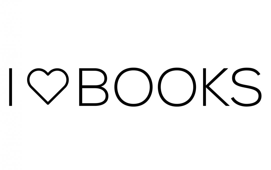 ILOVEBOOKS – Logo