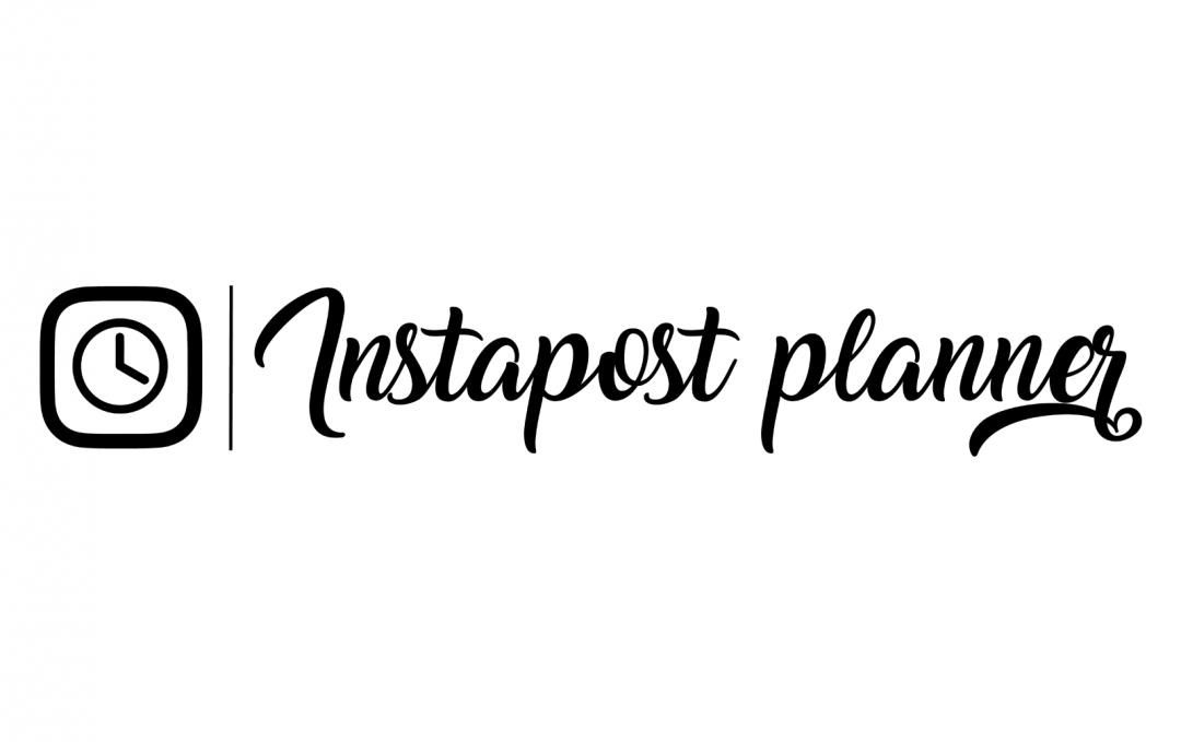 Instapost planner – Logo